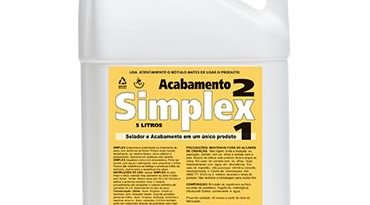 Como aplicar Simplex Acabamento 2x1 da Oleak