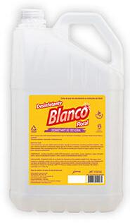Como usar desinfetante Blanco da Oleak
