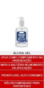 ALCOOL GEL