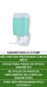 SABONETEIRA ECO PUMP