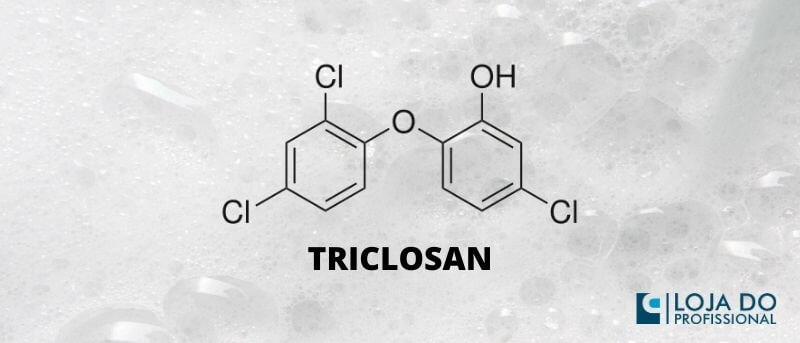 triclosan para que serve