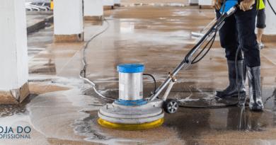 Cuidados de limpeza nas áreas comuns do condomínio