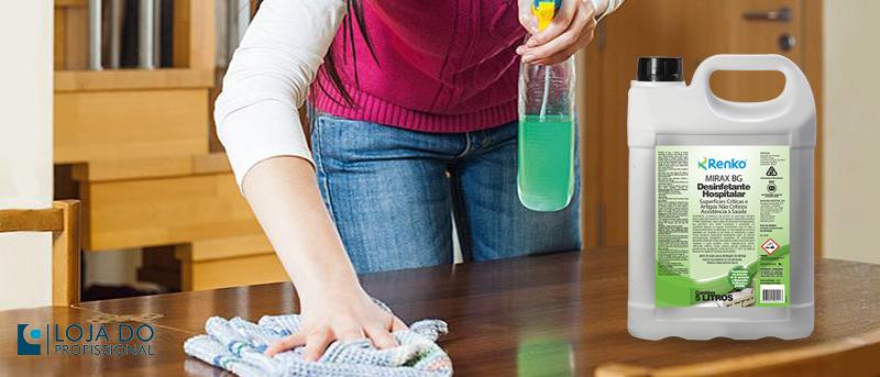 Mirax BG Desinfectar Ambientes