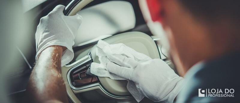 Como Higienizar seu Carro Contra Vírus e Bactérias