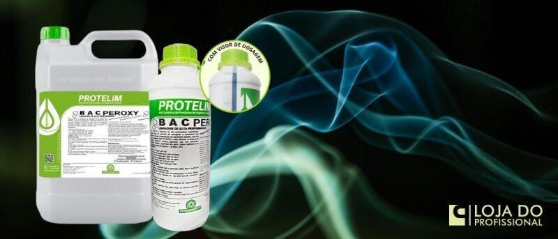 Bac Peroxy Limpador com Peróxido de Hidrogênio