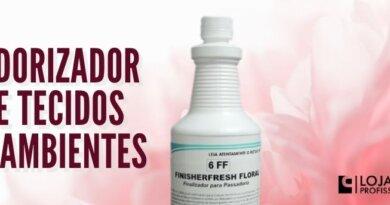 Finisher Fresh Odorizador de Tecidos e Ambientes