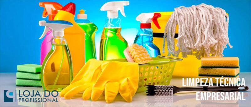 Limpeza Técnica