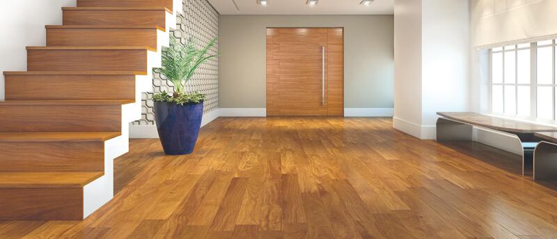 Qual a importância de limpar e tratar o piso?
