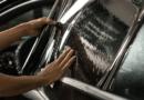 Como tirar insulfilm do vidro do carro