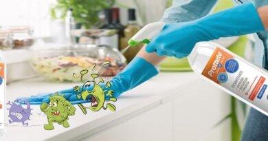 Proteja sua casa e elimine bactérias com Prottete Ultra House